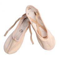 Balletschoenen Dancer Dancewear Excel roze split zool
