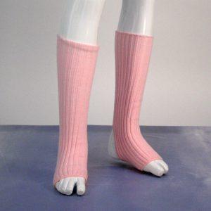 Beenwarmer Dancer Dancewear 40 cm roze