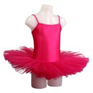 Balletpakje met Tutu Danceries Noelle U02 Fucsia