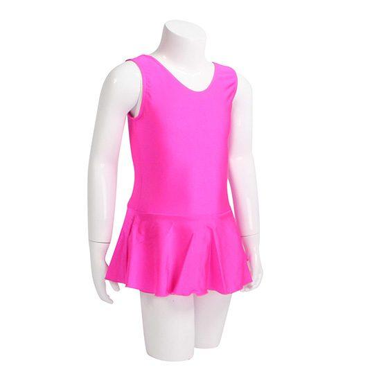 Balletpakje Danceries Louisa F14L neon roze