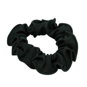 Haarwokkel Ervy Lycra zwart.