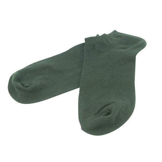 Enkel sokken zwart maat 35-38