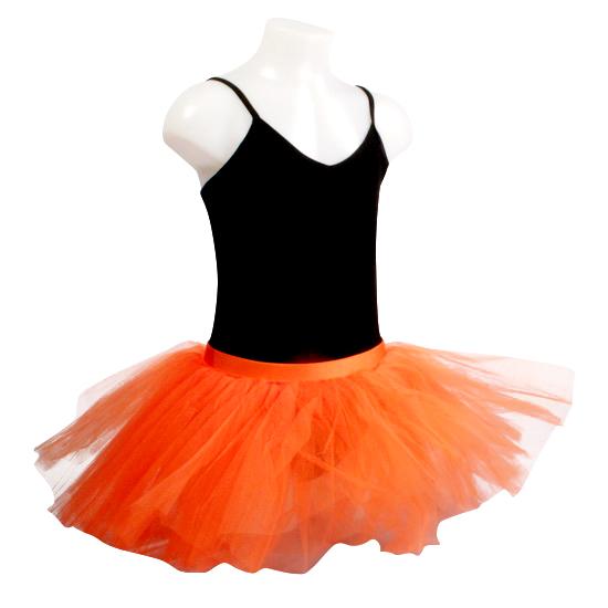 Tutu Danceries oranje U05 Nadine