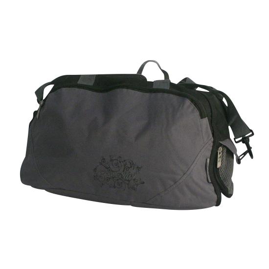 Sport tas zwart grijs
