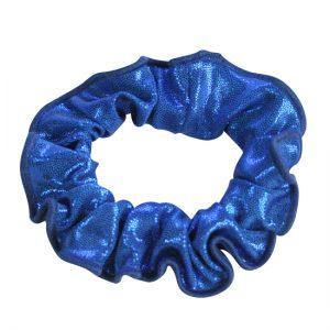 Haarwokkel Ervy Lack shine royal blau