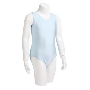Balletpakje Danceries Carolyn T01L licht blauw