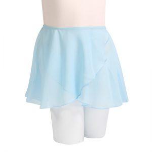 Balletrokje Danceries Lilly Z39G licht bauw