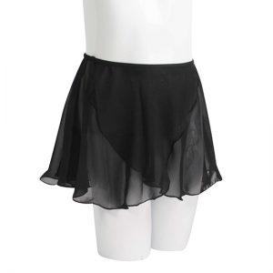 Balletrokje Danceries Lilly Z39G zwart