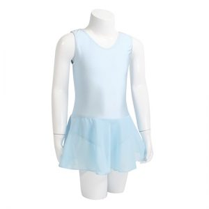 Balletpakje Danceries Louisa F14L licht blauw
