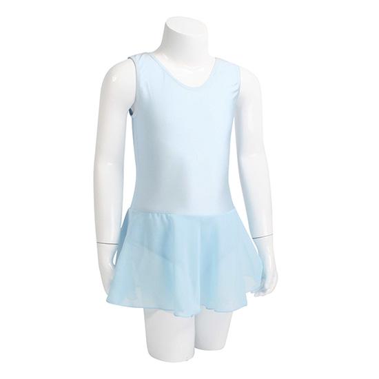 Balletpakje Danceries Louisa F14L licht blauw