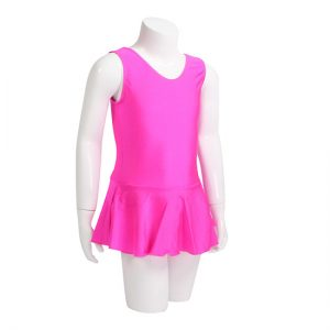 Balletpakje Danceries Louisa F14L neon roze