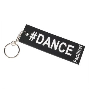 Key chain Dance Papillon sleutelhanger 9475