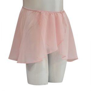 Balletrokje Papillon Wikkel Rok roze 3070