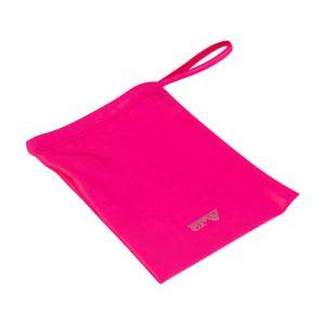 Leertjes tasje Ervy Neon pink