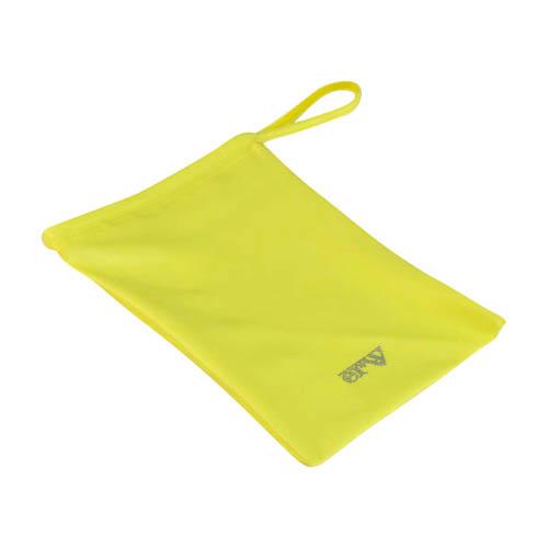 Leertjes tasje Ervy Neon gelb