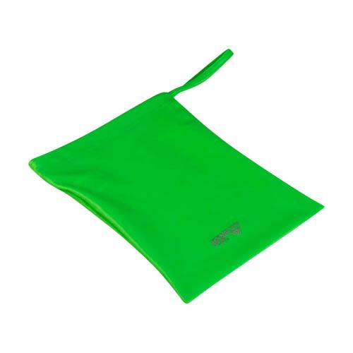 Leertjes tasje Ervy Neon grün
