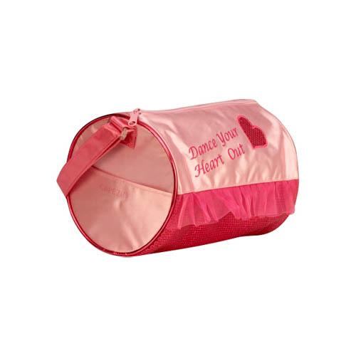 Barrel bag Capezio Heart B210