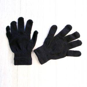 Handschoenen maat S zwart