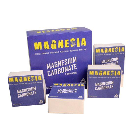 Magnesium doos 8 blokken