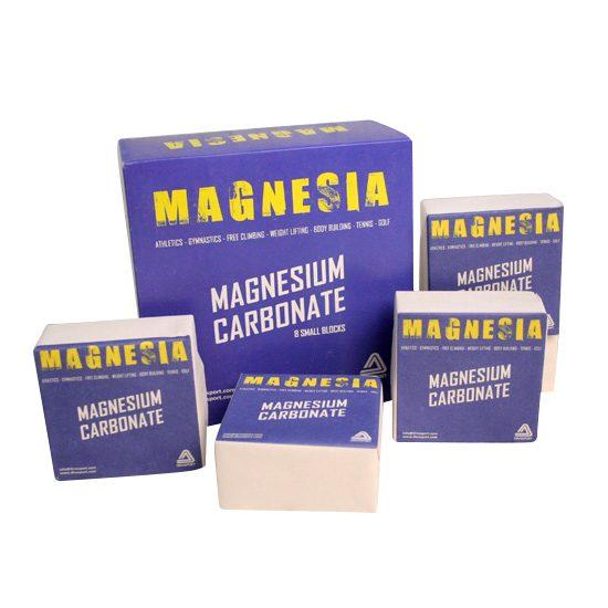 Magnesium 6 dozen met 8 blokken