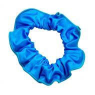Haarwokkel Ervy Super gloss azur Deze mooi haarwokkel/haar-elastiek word door Ervy gemaakt om perfect bij je pakje te passen. Er zit een stevig elastiek in waardoor hij goed in het haar blijft zitten.