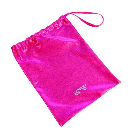 Leertjes tasje Ervy Party pink